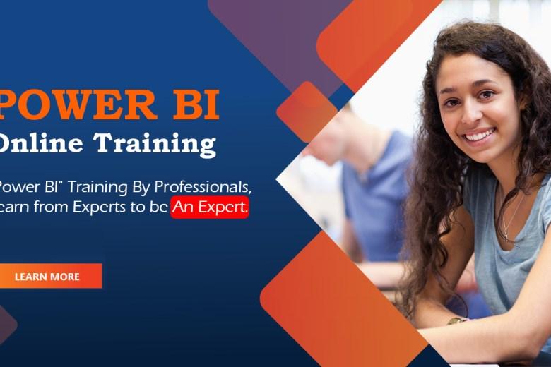 Power BI Online Training