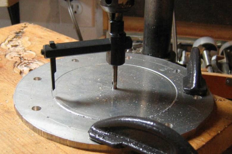 circle shape cutting