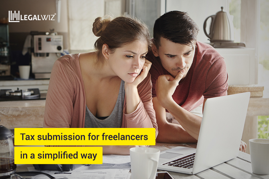 Here is all you need to know about tax submission for freelancers in a simplified way