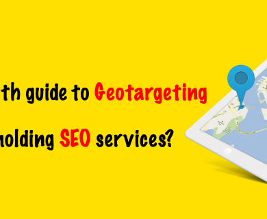 Geotargeting molding SEO services