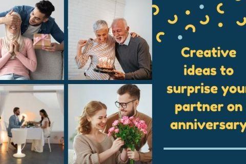 surprise partner on anniversary