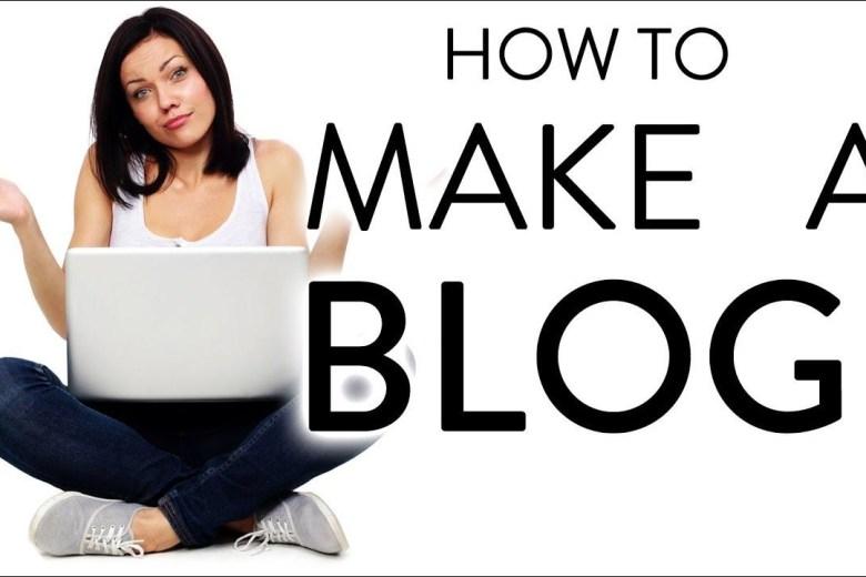How to Make Blog