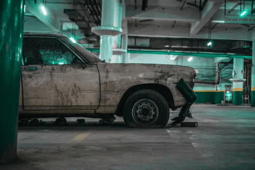 How to Get Rid of Junk Cars By Removing Them