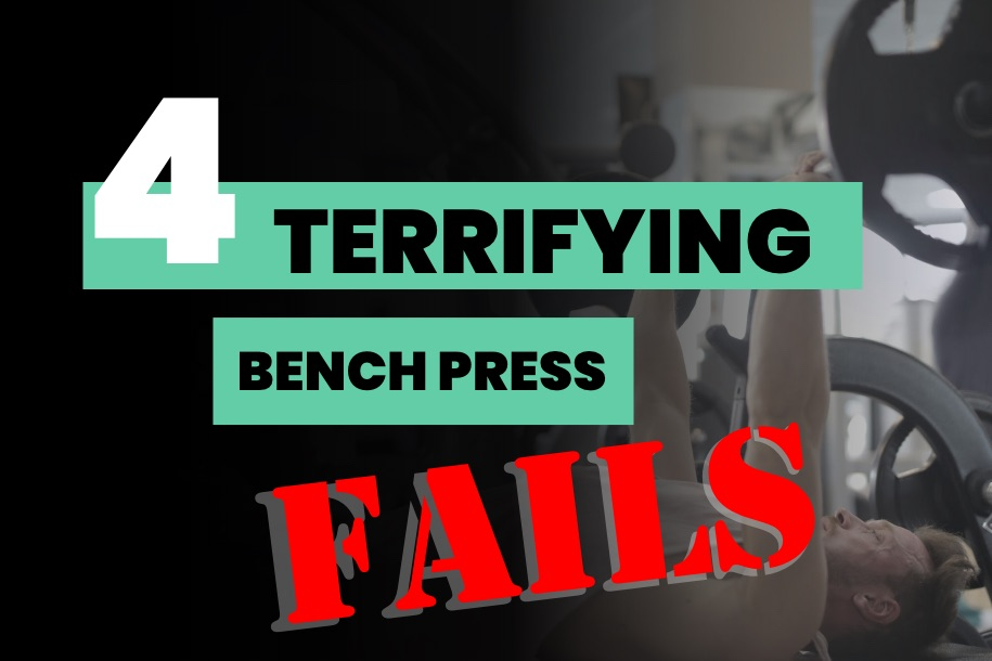 4 Bench Press Fails That Left us Scratching Our Heads