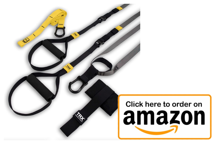TRX Suspension Trainer - Build a Home Gym in a Small Space