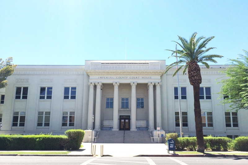 Imperial County appearance attorney
