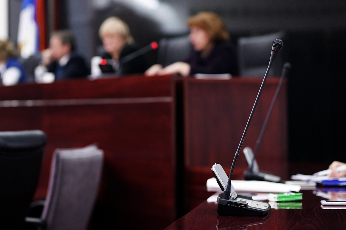 Making Appearances in State Courts For Routine and Contested Hearings
