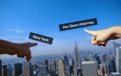Hire a New York Per Diem Attorney Like Never Before