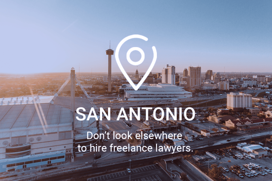 Don't Look Elsewhere to Hire Freelance Lawyers in San Antonio