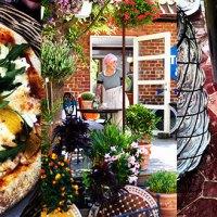 Gårdens café och vedugn