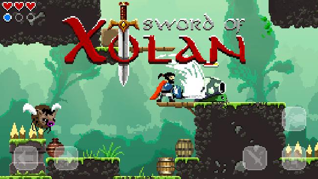 Sword Of Xolan Unavventura In 8 Bit Tra Mostri Ed Enigmi