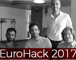 Appentra's CEO is participating as mentor at the EuroHack 2017