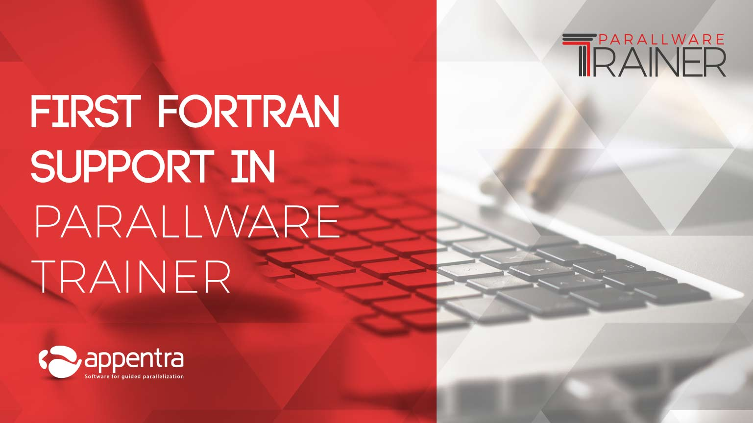 Parallware Trainer support Fortran