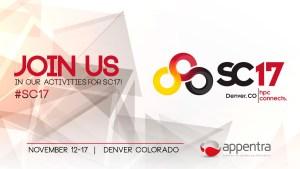 Appentra at SC17 in Denver, Colorado