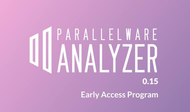 release 0.15 Parallelware Analyzer
