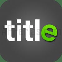 TitleFx-e
