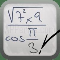 MyScriptCalculator app