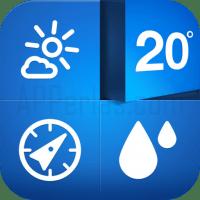 App Weathercube icono
