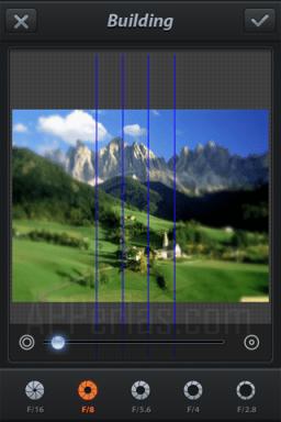 Editar fotos en iphone e imagen borrosa