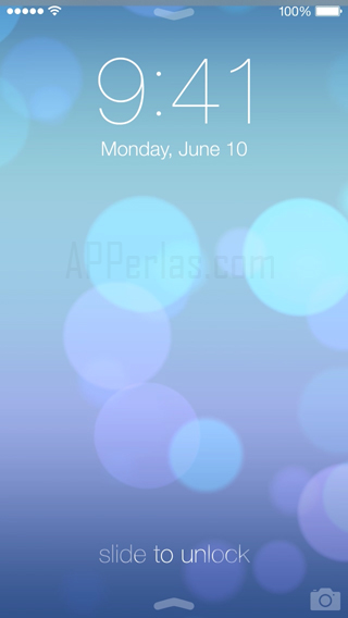 desbloqueo del nuevo iOS 7