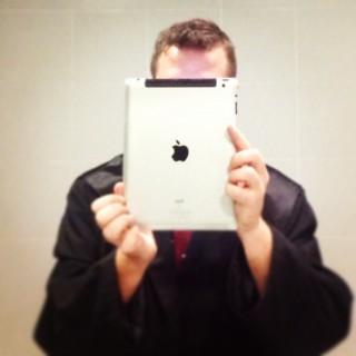 Antonio Lechuga iPad