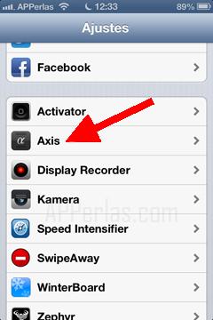 Añade accesos directos a apps desde la pantalla de bloqueo del iPhone