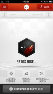 Retos Nike +