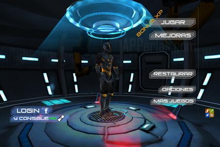 Runbot juego en 3D
