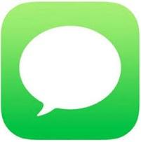 hora de envío y recepción de iMessage