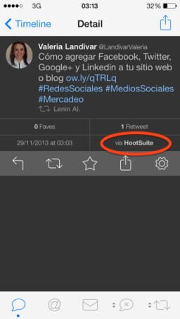 Silenciar en Tweetbot clientes de Twitter
