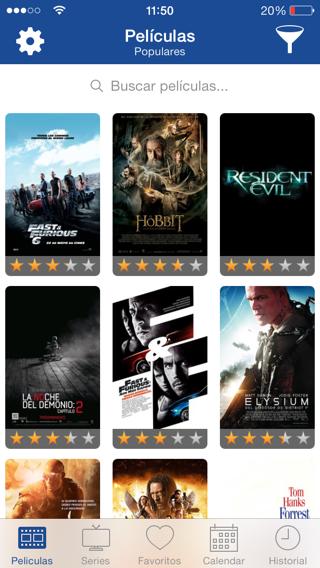 Películas y series online con TVSOFA