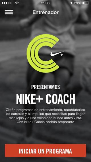 nueva Nike+ 4.7