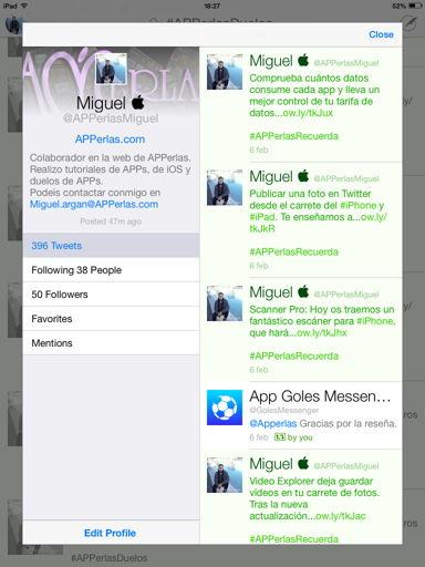 mejores app de twitter