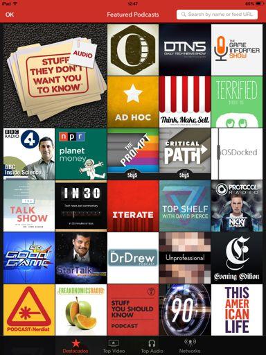 mejores app de podcast pocket cast