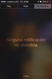 ¿Qué pasa con el centro de notificaciones en iOS 7? - APPerlas