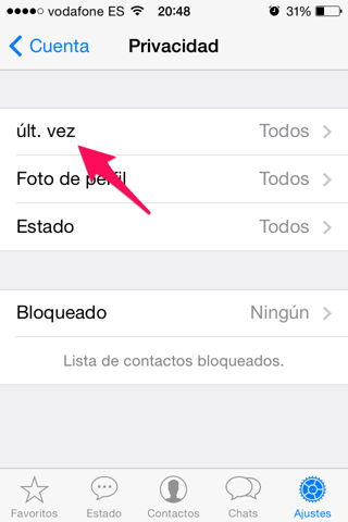 alerta en whatsapp