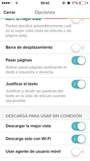 Pocket en Español... ¡¡¡POR FIN!!!