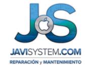 Arreglar el iPhone, iPad y iPod TOUCH en JAVISYSTEM