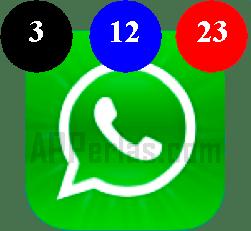 Usos a las apps de mensajería
