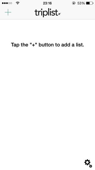 Lista de cosas