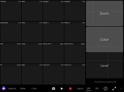 Componer música en iOS