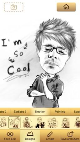 Crea tu caricatura