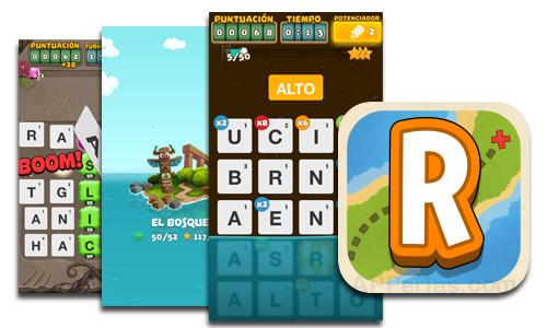 Juego de letras para iOS