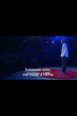 TED subtítulos en Español