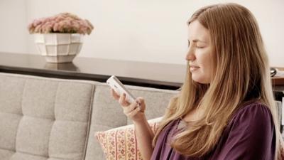 controlar el iPhone moviendo la cabeza