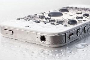iphone mojado 1