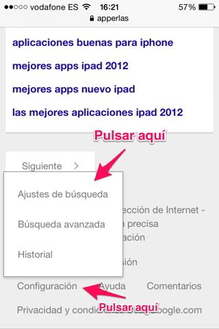 localización en google 2