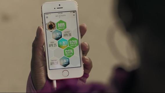 App del anuncio APPLE 4
