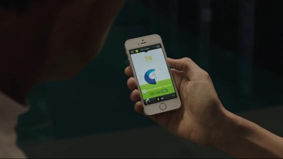App del anuncio APPLE 9