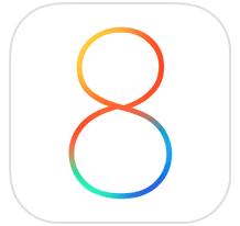 iOS 8 en iPhone 4S y 5